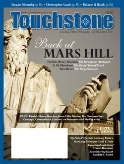 Touchstone Mar/Apr Issue Coming Soon